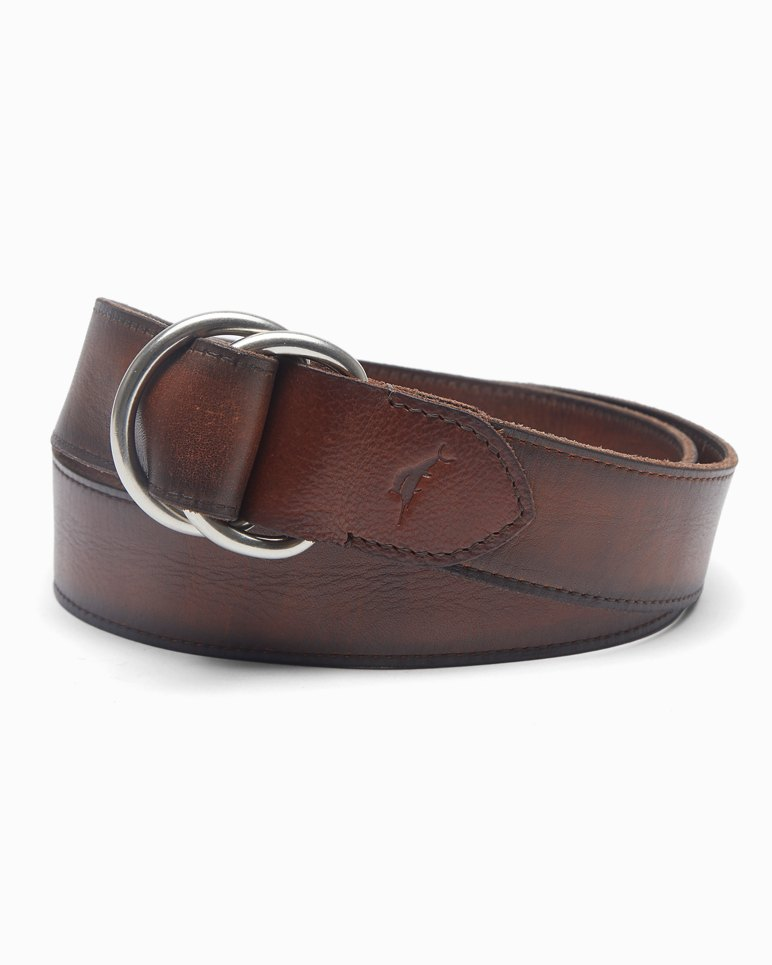 Main Image for D-Ring Leather Belt