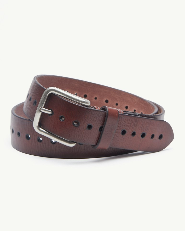 Main Image for Perforated Leather Belt