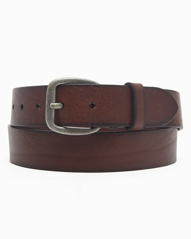 Main Image for Leather Belt With Laced Tab