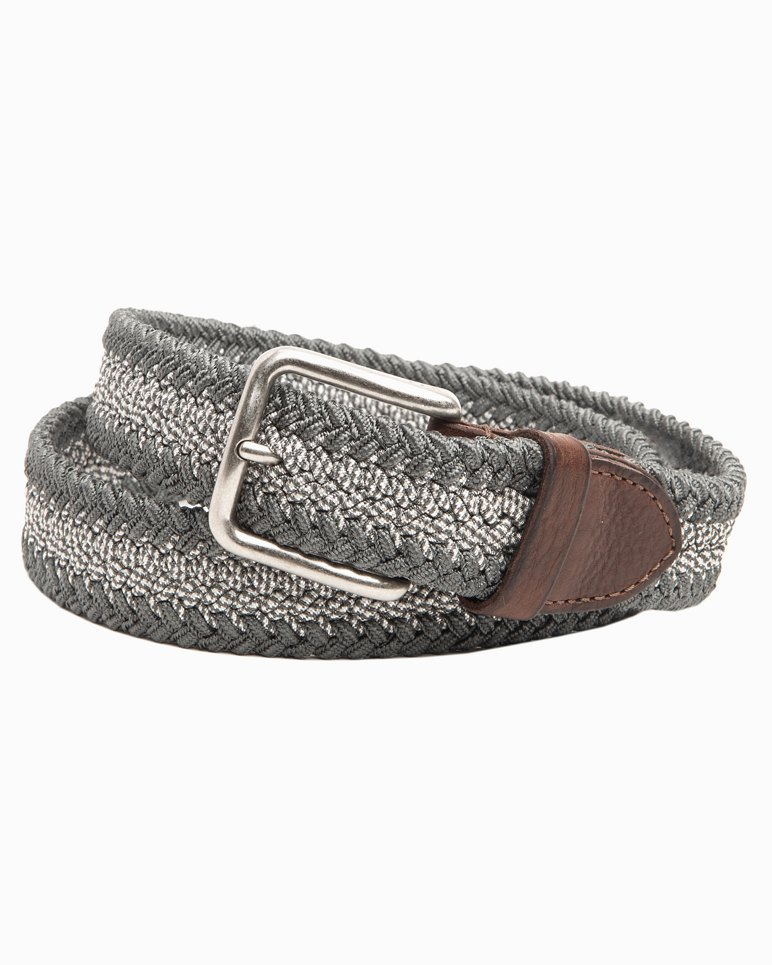 Main Image for Braided Stretch Webbed Belt