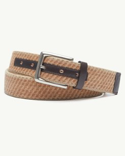 Canvas Webbed Belt