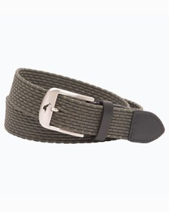 Classic Stretch Webbed Belt