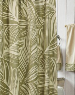 Montauk Drifter Shower Curtain