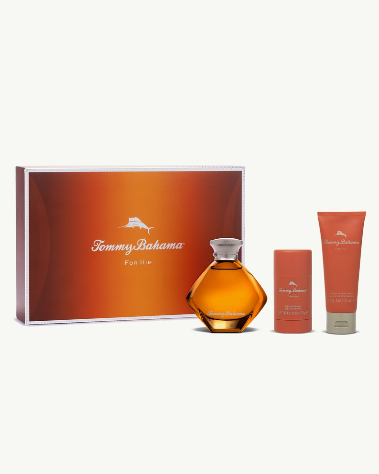 Main Image for Tommy Bahama for Him 3-Piece Gift Set ($120 Value)