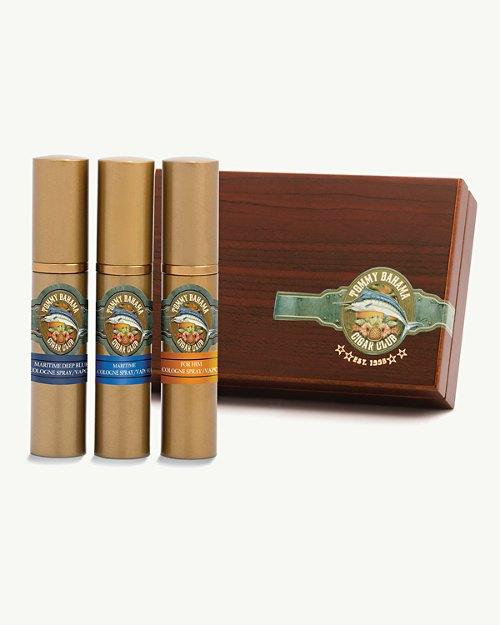 Men's Fragrance Cigar Coffret Set