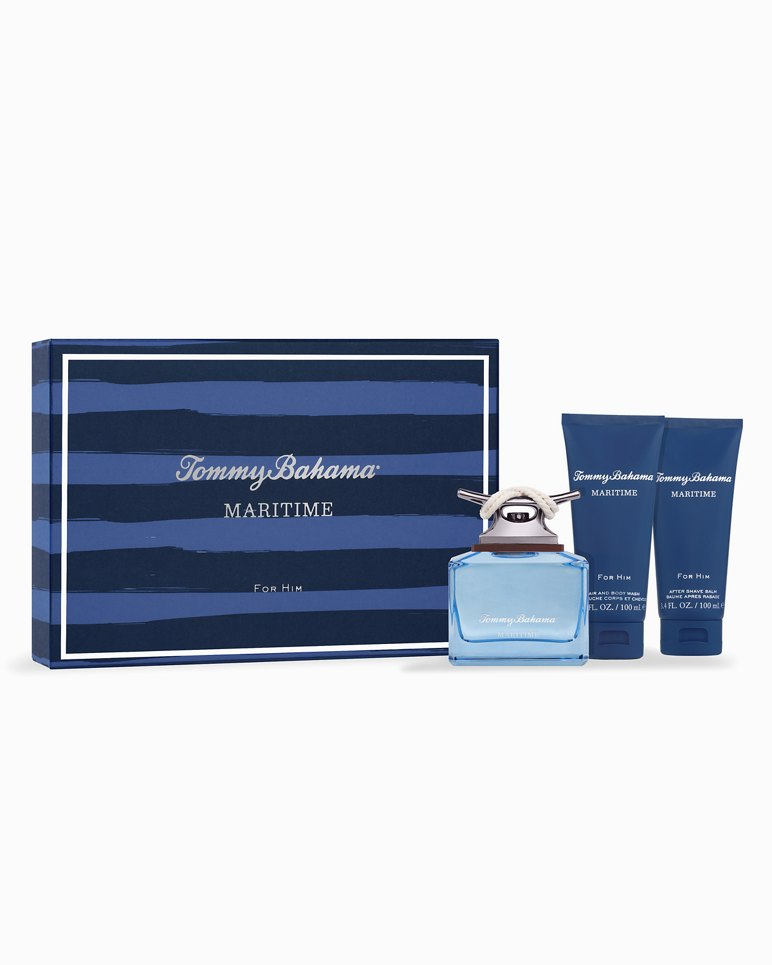 Main Image for Maritime 3-Piece Gift Set ($120 Value)