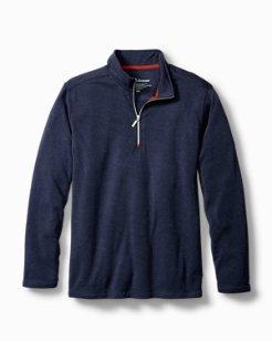 Sherpa Dude Half-Zip Sweatshirt