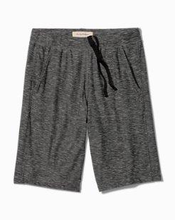 Space Dye Knit Lounge Shorts