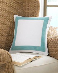 La Scala Breezer 18-inch Square Pillow