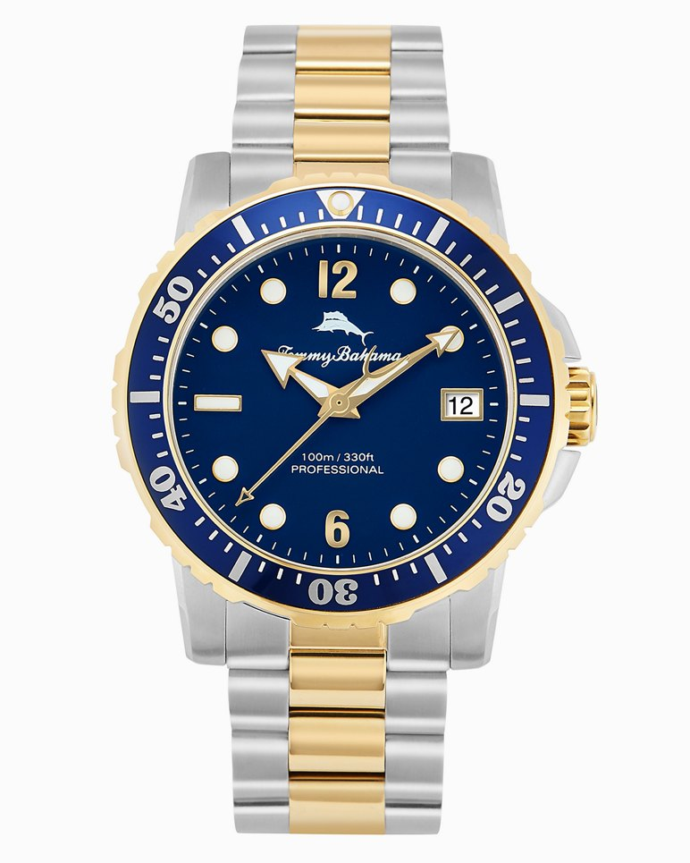 Main Image for Naples Cove Diver Watch