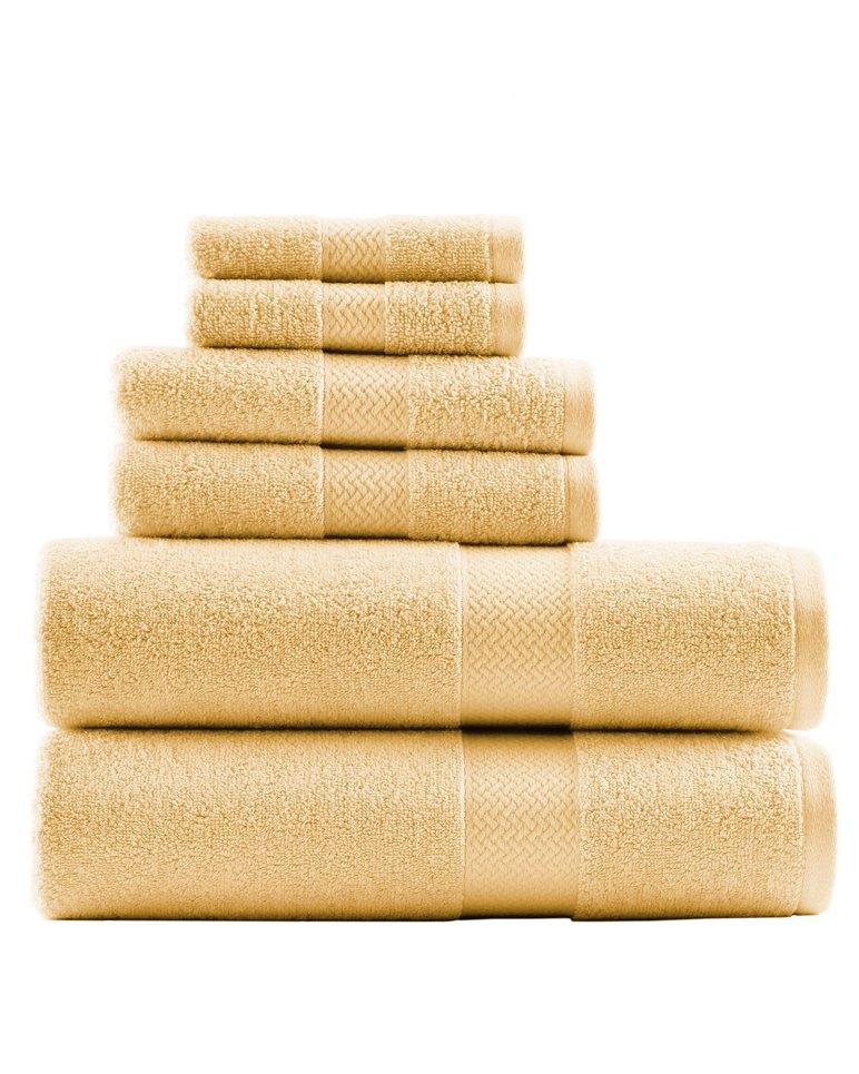 Main Image for Cypress Bay 6-Piece Towel Set