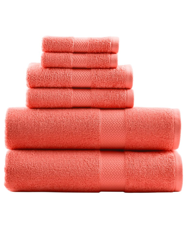 Main Image for Cypress Bay 6-Piece Towel Set