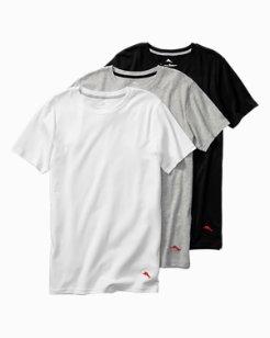Crewneck T-Shirts - 3-Pack