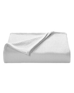Bahama Coast White King Blanket
