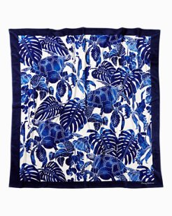 Turtle Palm Beach Towel