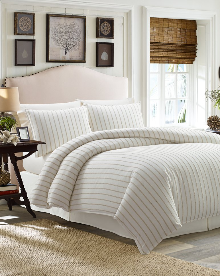 en p california raffia king set palms detail main comforter