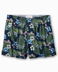 Tropical Breeze Knit Boxers