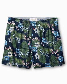 79a985090da6 Tropical Breeze Knit Boxers