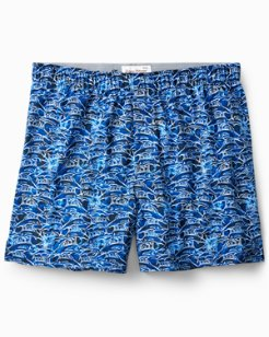 Marlin Party Knit Boxers