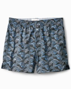 Palms In The Wind Knit Boxers