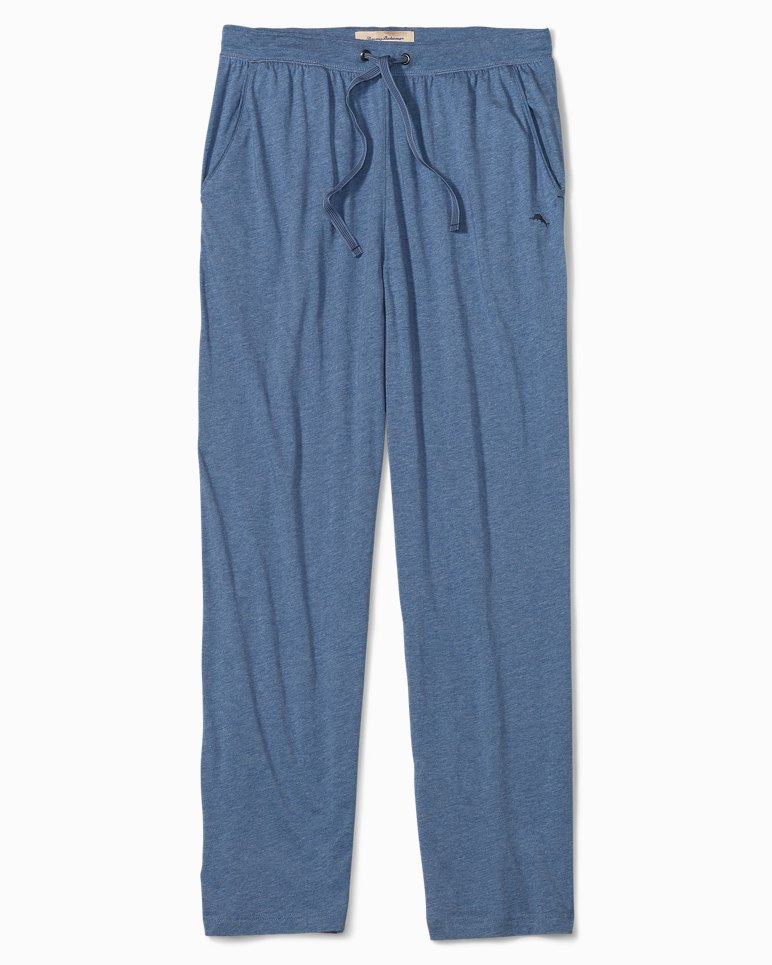 1637d13a198 Main Image for Heathered Jersey-Knit Lounge Pants