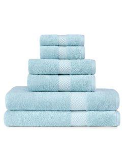 Cypress Bay 6-Piece Towel Set