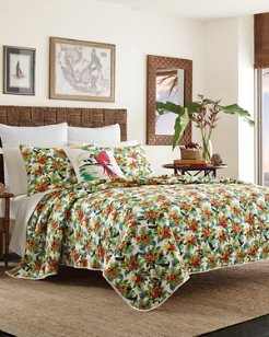 Parrot Cove Full/Queen Quilt