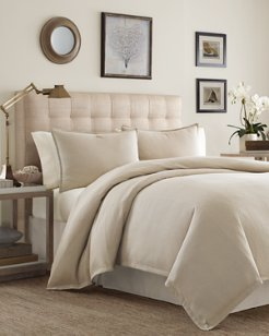 Shoreline King Duvet Set