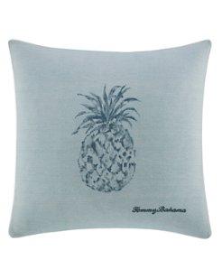 Raw Coast Pineapple Pillow