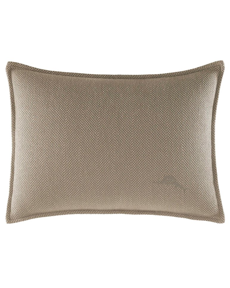 Main Image for Raffia Palms 12x16-Inch Pillow