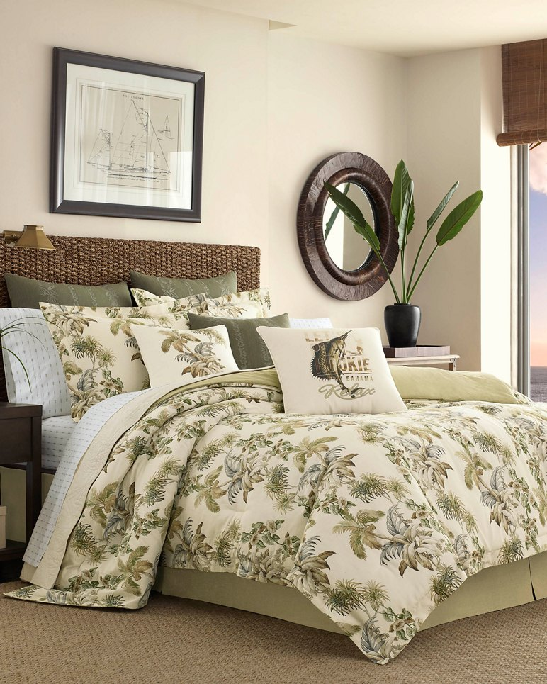 Nador California King Comforter Set