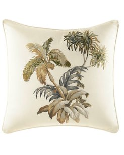 Nador Palm 16-Inch Square Pillow