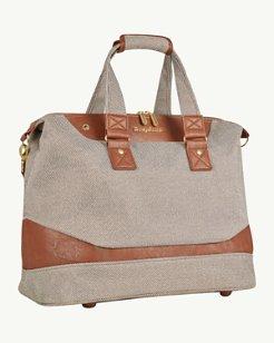 Boracay 18-Inch Lurex Duffel Bag