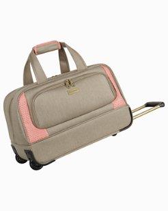 Royce Wheeled Duffel Bag