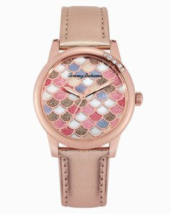 Island Mosaic Watch