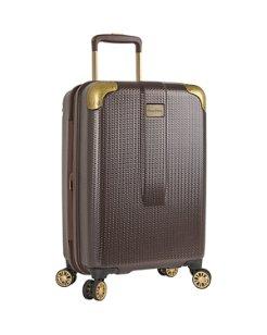 Bora Bora Hardside 20-Inch Expandable Spinner Suitcase