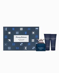 Maritime Deep Blue 4.2-oz. Cologne 3-Piece Gift Set ($120 Value)