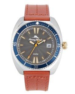 Dusk Harbor Diver Watch