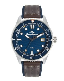 Ocean Waves Diver Watch