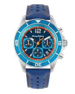Blue Heron Chronograph Watch