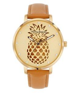 Shaken Crystal Pineapple Watch With Swarovski® Crystals