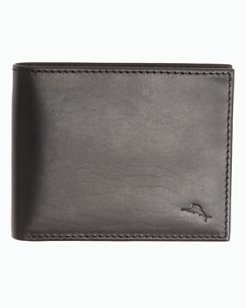 Marlin Embossed Slimfold Wallet