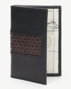 Larache Leather Card Case