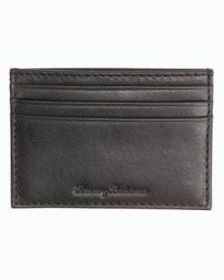 Marlin Embossed Card Case