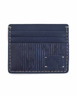 Embossed Design Card Case