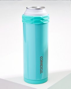 Arctican Turquoise Corkcicle Beer Holder, 12 oz.