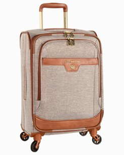 Gimlet 20-Inch Expandable Spinner Suitcase