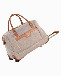 Gimlet Wheeled Duffel Bag