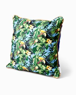 Toucan 20-Inch Pillow
