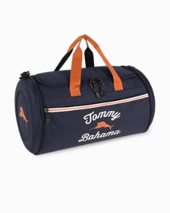 Tumbler Clamshell Duffel Bag - Navy